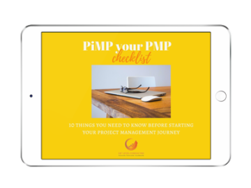 pmp and capm checklist